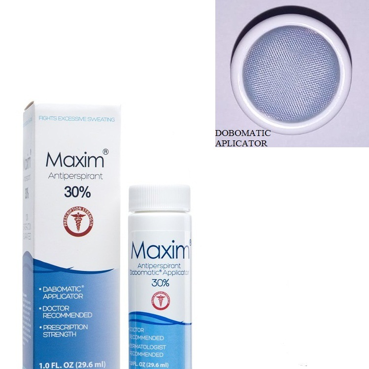 Maxim Antiperspirant Dobomatic Aplicator